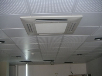 Climatisation d'atelier et d magasin