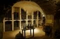 La conservation des grands vins