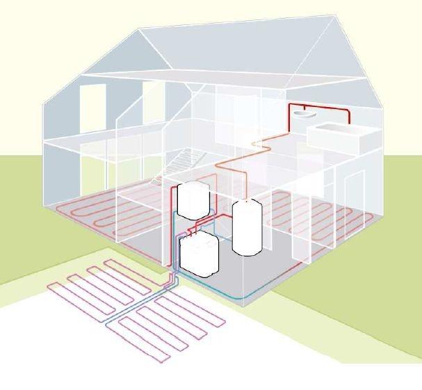 pompe chaleur chauffage. Black Bedroom Furniture Sets. Home Design Ideas